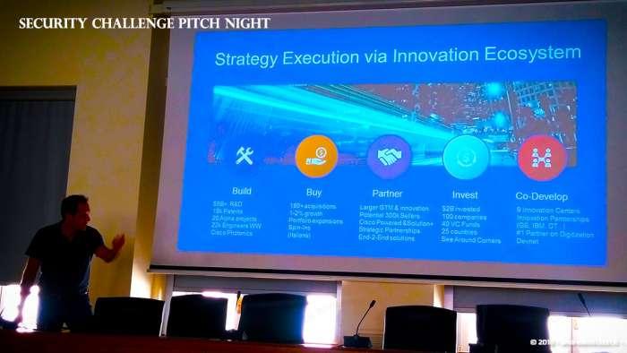 Andrea Millozzi blog | Security Challenge Pitch Night: evento finale della Luiss ENLABS e Cisco che ricercano talenti per realizzare startup in ambito di cyber-security | Enrico Mercadante - 1