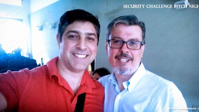 Andrea Millozzi blog | Security Challenge Pitch Night: evento finale della Luiss ENLABS e Cisco che ricercano talenti per realizzare startup in ambito di cyber-security | Andrea Millozzi e Augusto Coppola