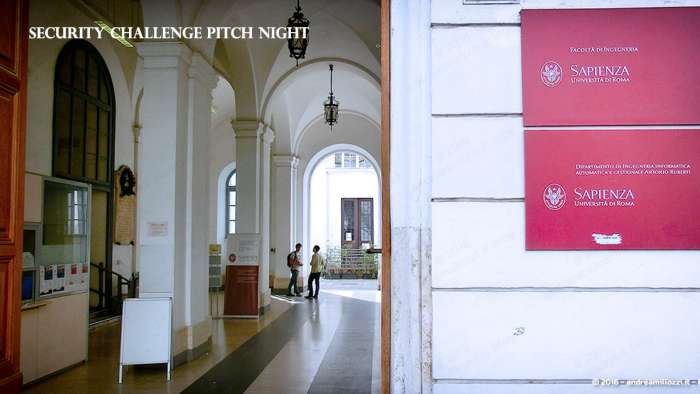 Andrea Millozzi blog | Security Challenge Pitch Night: evento finale della Luiss ENLABS e Cisco che ricercano talenti per realizzare startup in ambito di cyber-security | Università La Sapienza di Roma