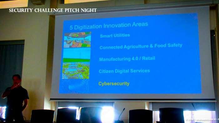 Andrea Millozzi blog | Security Challenge Pitch Night: evento finale della Luiss ENLABS e Cisco che ricercano talenti per realizzare startup in ambito di cyber-security | Enrico Mercadante - 2