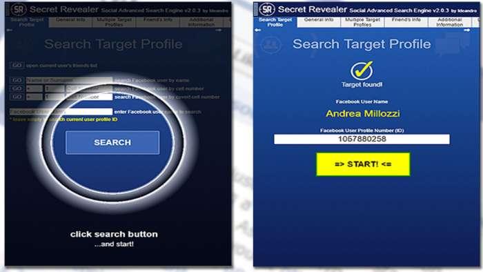 Andrea Millozzi blog | Social Network: si stanno occupando dei tuoi dati personali a tua insaputa, la buona notizia è che proteggere la privacy è facile come installare un'estensione per il browser | Secret Revealer 1