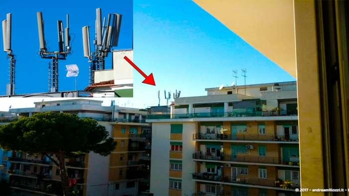 Elettromagnetismo e salute: guarda dove sono ubicate le antenne di telefonia nel tuo comune ed impara a realizzare una mappa fai-da-te partendo dagli Open Data in formato testuale | antenne a meno di 100 mt dalla scuola - 2