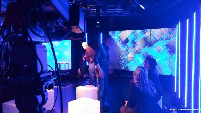 Andrea Millozzi blog | Officina Futuro: con Marco Montemagno negli studi di Repubblica TV per presentargli la mia MontyApp, gli sarà piaciuta? | Marco Montemagno in studio 1