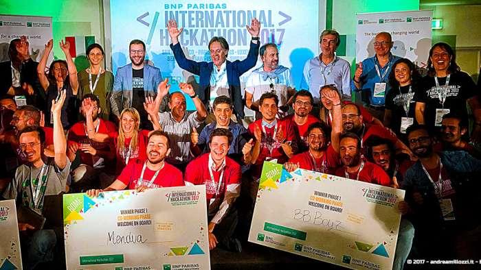 Andrea Millozzi blog | International Hackathon 2017: come nasce una startup innovativa? Ti racconto tutti i retroscena | la premiazione finale