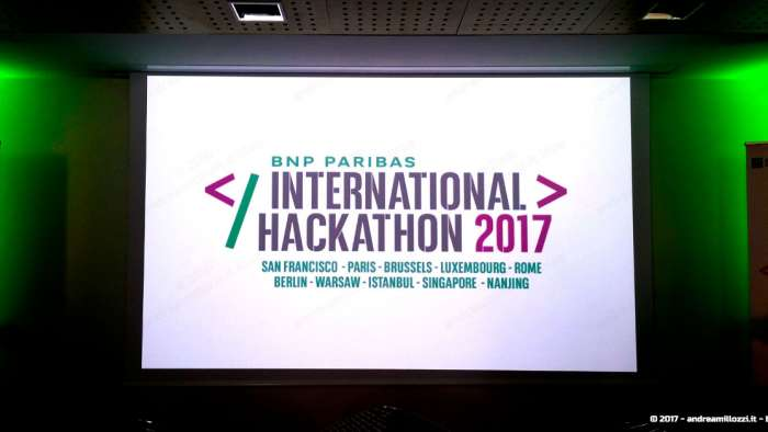 Andrea Millozzi blog | International Hackathon 2017: come nasce una startup innovativa? Ti racconto tutti i retroscena | International Hackathon 2017