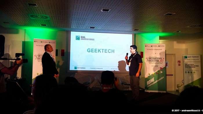 Andrea Millozzi blog | International Hackathon 2017: come nasce una startup innovativa? Ti racconto tutti i retroscena | presento la mia idea