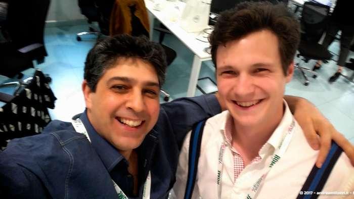 Andrea Millozzi blog | International Hackathon 2017: come nasce una startup innovativa? Ti racconto tutti i retroscena | insieme a Xaver