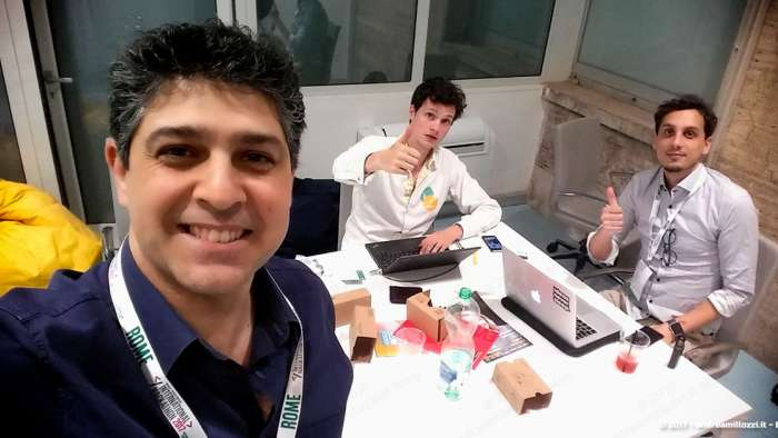 Andrea Millozzi blog | International Hackathon 2017: come nasce una startup innovativa? Ti racconto tutti i retroscena | la stanza dove tutto è cominciato