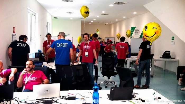 Andrea Millozzi blog | International Hackathon 2017: come nasce una startup innovativa? Ti racconto tutti i retroscena | le startup in azione