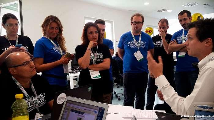 Andrea Millozzi blog | International Hackathon 2017: come nasce una startup innovativa? Ti racconto tutti i retroscena | gli Expert ci fanno domande
