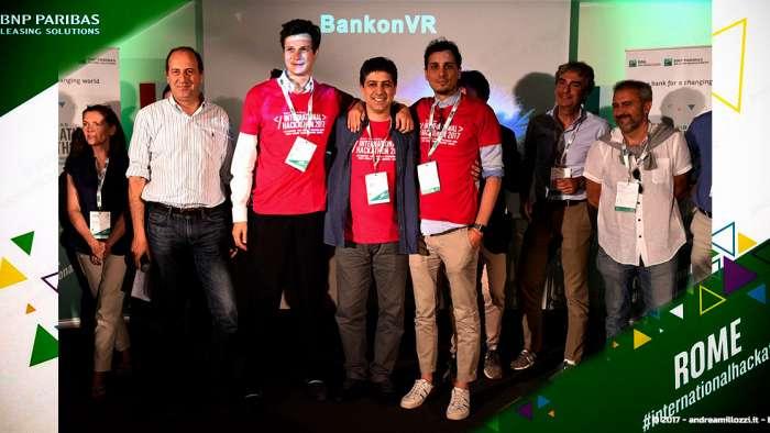 Andrea Millozzi blog | International Hackathon 2017: come nasce una startup innovativa? Ti racconto tutti i retroscena | BankonVR ha vinto!