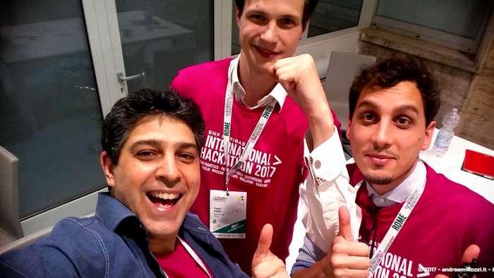 Andrea Millozzi blog | International Hackathon 2017: come nasce una startup innovativa? Ti racconto tutti i retroscena | BankonVR è di nuovo in corsa!