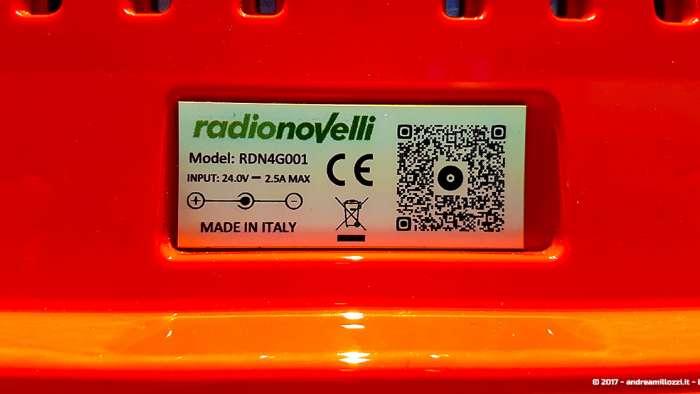 Andrea Millozzi blog | Radio 4G: la radio hi-tech, innovativa, interattiva, di qualità, che permette di fare business | qrcode Radio 4G