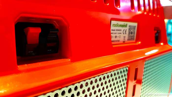 Andrea Millozzi blog | Radio 4G: la radio hi-tech, innovativa, interattiva, di qualità, che permette di fare business | attacchi casse esterne