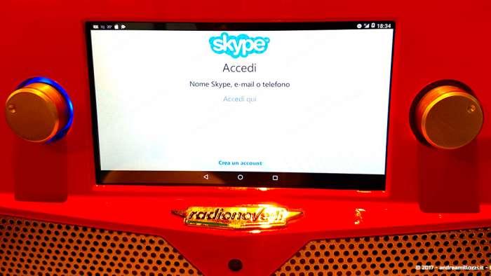 Andrea Millozzi blog | Radio 4G: la radio hi-tech, innovativa, interattiva, di qualità, che permette di fare business | Radio 4G e Skype