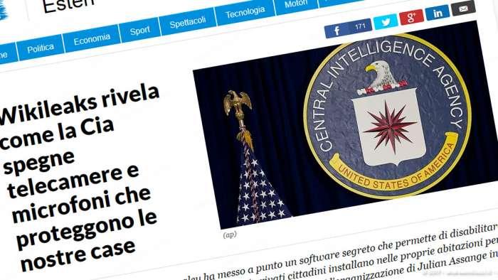 Andrea Millozzi blog | Internet e big data: la difesa della privacy passa per la consapevolezza e per l'uso degli strumenti giusti | Wikileaks Vault 7