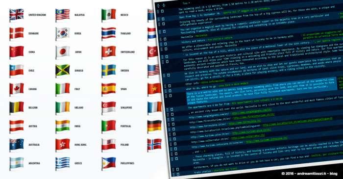 Andrea Millozzi blog | Crea un'App o un sito multilingua con jQuery Lang JS e JSON Editor online