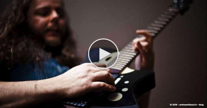 Andrea Millozzi blog | Sensus: la chitarra del futuro con un cuore Stradivari