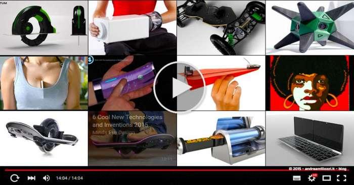 Andrea Millozzi blog - Invenzioni: 5 prodotti innovativi che troveremo presto nei negozi, Fotokite Phi - Simo Mini - SmartHalo - FABtotum PRISM - iBackPack