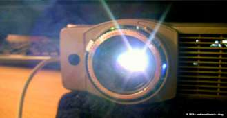Andrea Millozzi blog - Progetto: modding videoproiettore con lampada LED